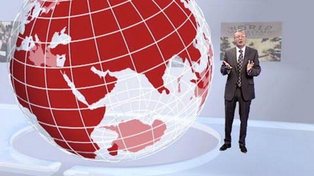 Geopolitis, forums: Le contexte