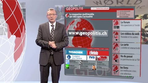 Geopolitis, forums: L'éditorial