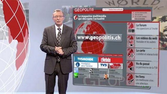 Geopolitis, forums: L'éditorial
