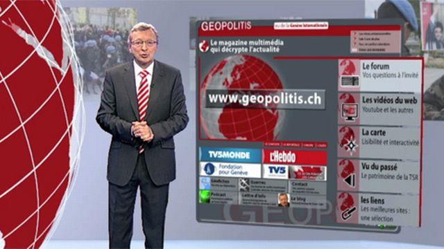Géopolitis, Casques bleus: L'éditorial