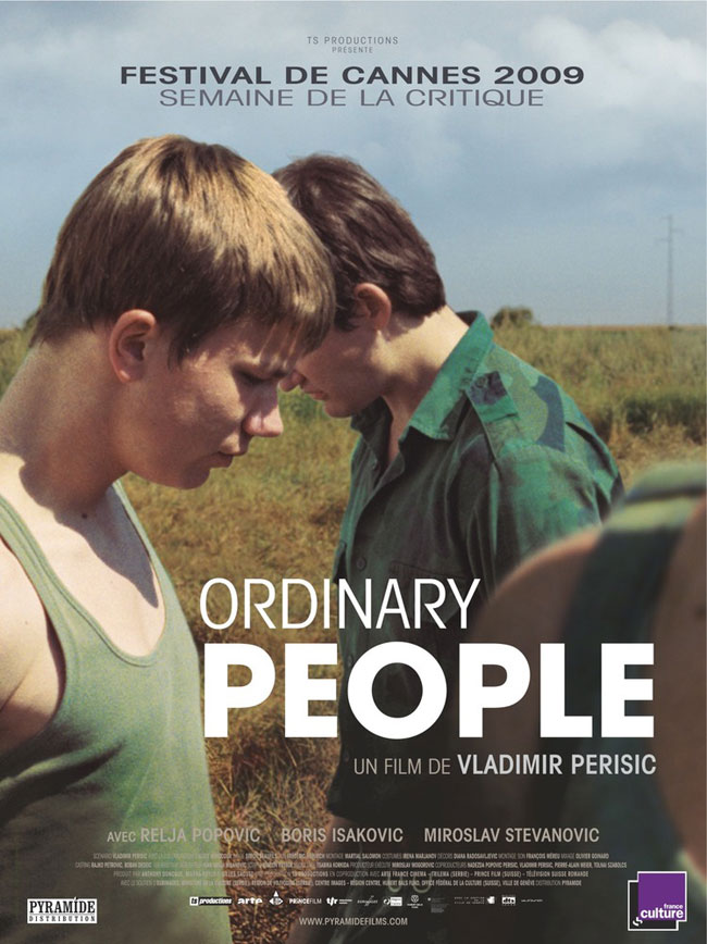 "Affiche du film ""Ordinary People""."