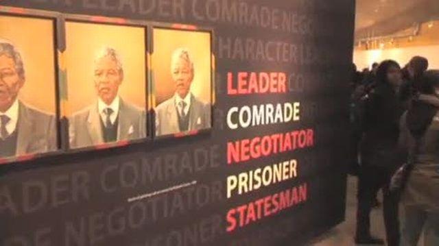 Une visite au musée de l'Apartheid à Johannesburg