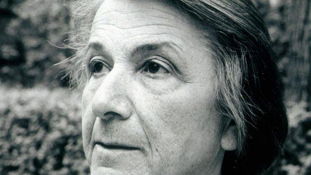 Nathalie Sarraute. [keystone]