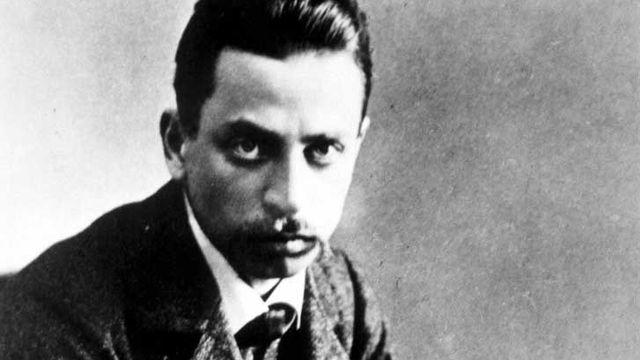 Rainer Maria Rilke. [keystone]