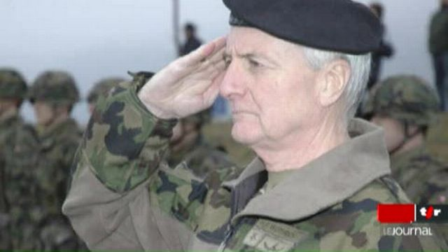 La polémique sur certaines largesses de l'armée suisse a été à nouveau ouverte