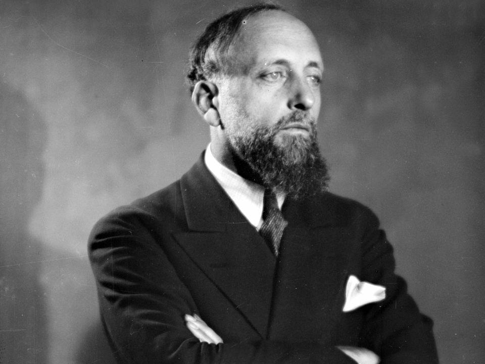 Ernest Ansermet en 1939.  [roger-viollet/afp]