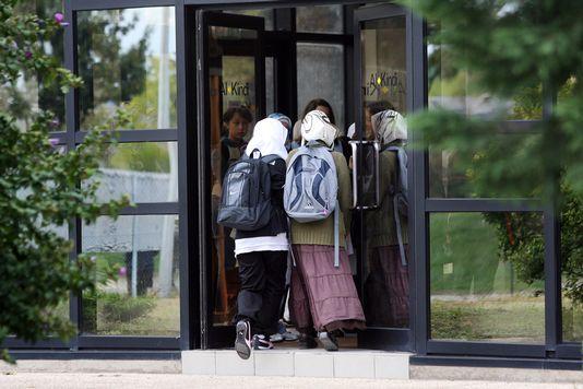 Pour le Tribunal administratif thurgovien, l'interdiction du foulard à l'école ne se justifie pas. [AFP]