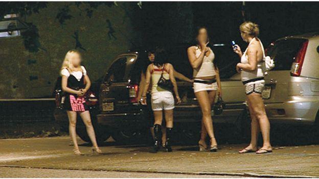 H une histoire de prostituée