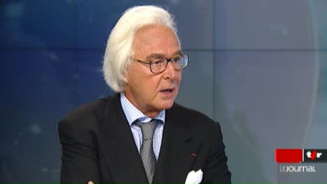 Suisse / Service civil: les explications de Me Marc Bonnant, avocat