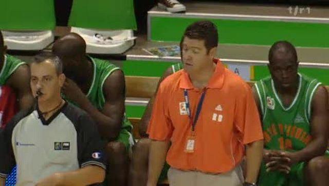 Basket / Championnat du monde: le Suisse Randoald Dessarzin entraîne la Côte-d'Ivoire