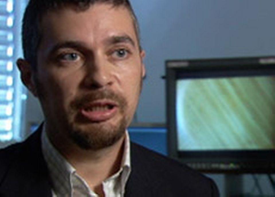 Vincent Perret, directeur Labtox