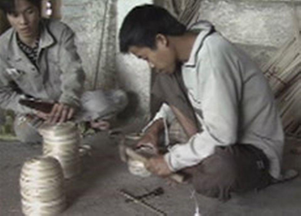 Saladiers artisanaux