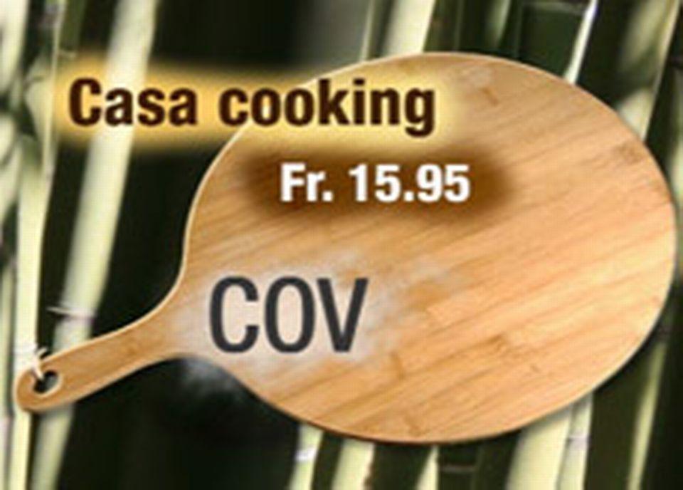 Casa cooking
