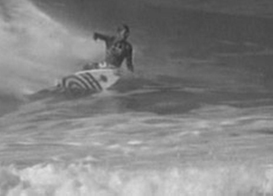 Un dérivé du surf