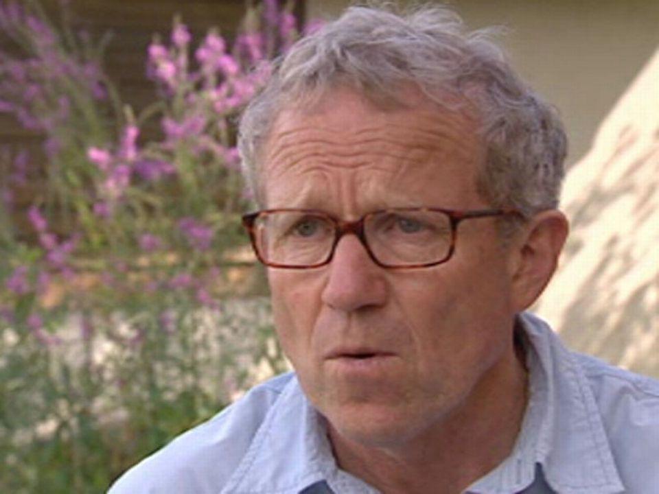 Christophe Perret-Gentil, herboriste