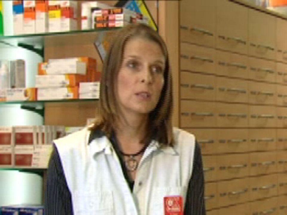 Dominique Zosso, pharmacienne et formatrice en aromathérapie