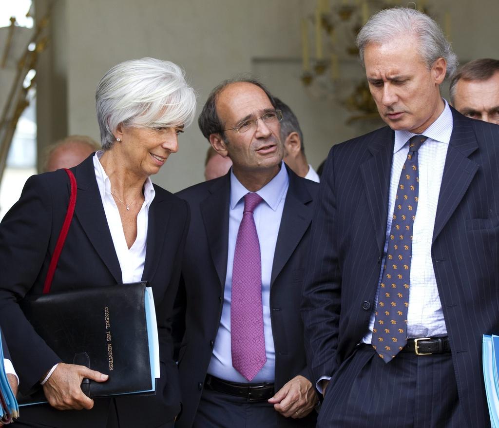 Eric Woerth: France: La Réforme Des Retraites Passe Un Cap