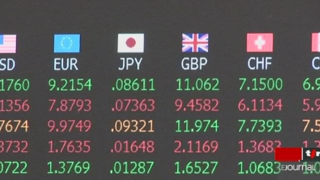 Les exportations suisses ont stagn le mois dernier rts for Banque pour le commerce exterieur lao