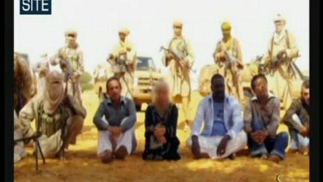 Les otages français au Niger vivants?