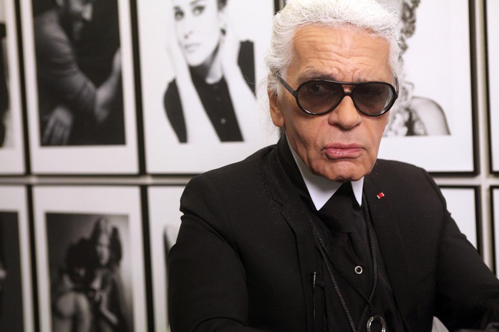 Pop couture musiques - Linge de maison karl lagerfeld ...