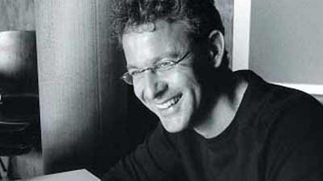 Jérôme Meizoz, écrivain et enseignant de littérature française à l'Université de Lausanne. [unil]