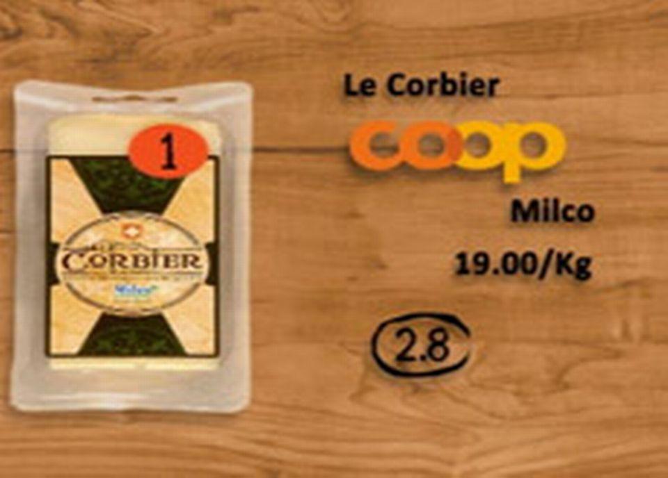 Coop, Le Corbier