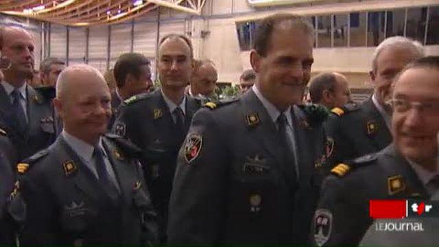 Suisse: une enquête interne de l'armée révèle qu'il existe trois mille contrats de prestations