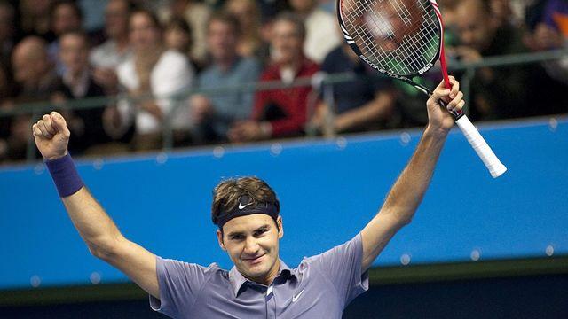 Roger Federer aura connu moult sensations en Suède.