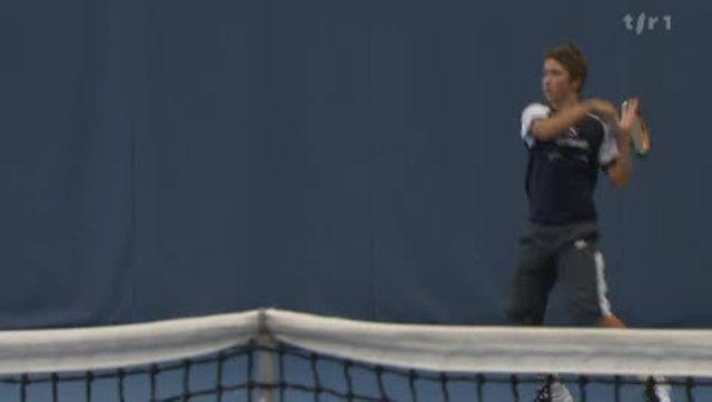 Le mag: qu'en est-il de la relève du tennis suisse?