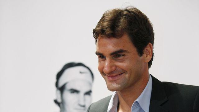 Federer entamera en douceur la conquête d'un 4e sacre devant son public. [Kin Cheung  - Keystone]