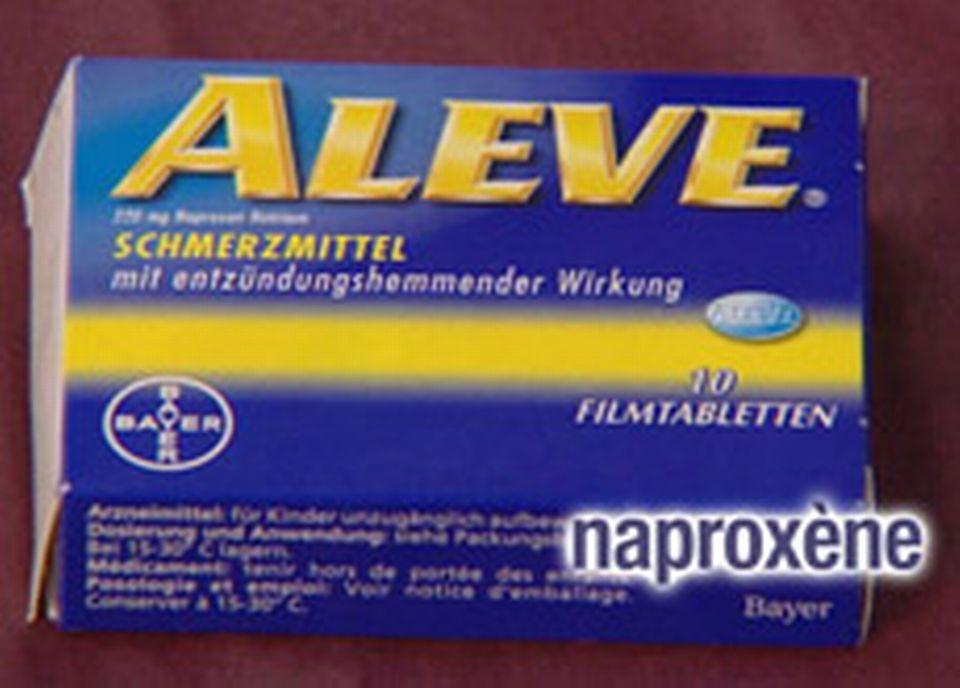 Naproxène
