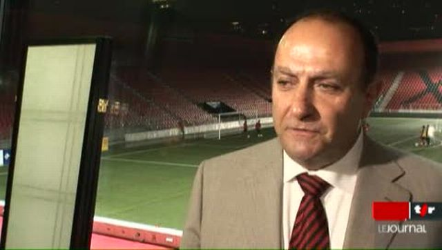 Football/Super League: Sylvio Bernasconi, le directeur de Neuchâtel-Xamax a annoncé qu'il ne briguera pas de troisième mandat