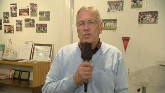 Football / Challenge League (13e j): itw Paul-André Cornu, président Yverdon-Sports (2/3)
