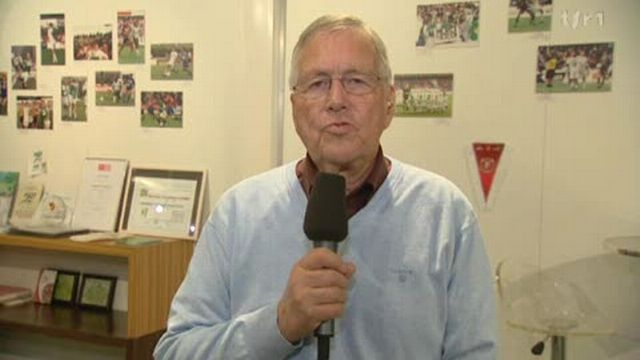 Football / réforme Challenge League: itw Paul-André Cornu, président Yverdon-Sports (3/3)