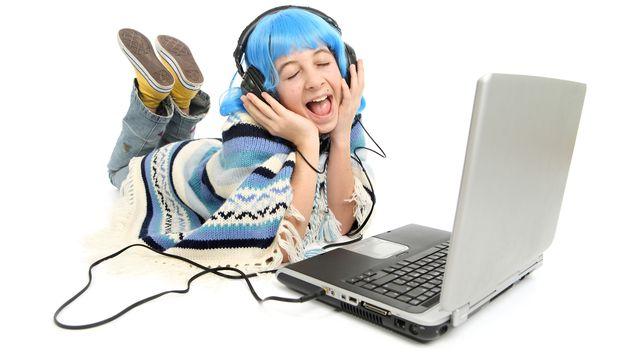 """De très nombreuses plate-formes web proposent de la musique en """"streaming"""". philippe devanne Fotolia  [philippe devanne - Fotolia]"""