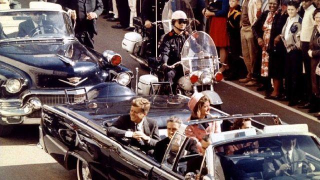 Les documents officiels sur l'assassinat de John F. Kennedy seront déclassifiés en 2029.  [Reuters]