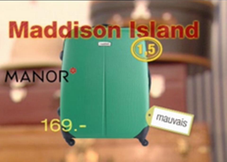 Maddison Island