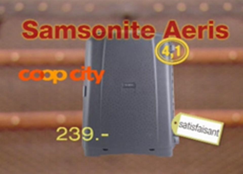 Samsonite Aeris