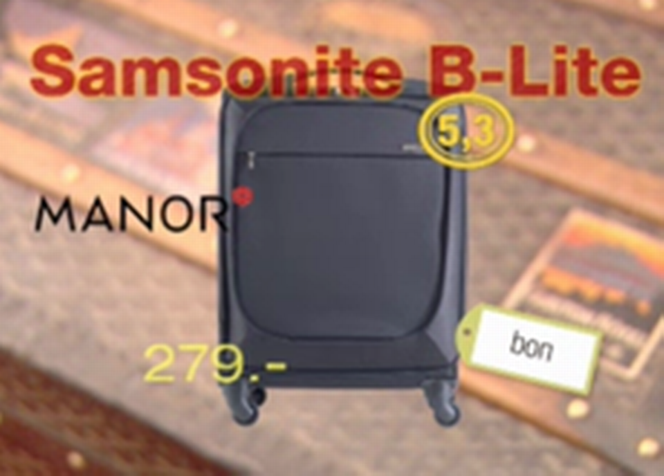 Samsonite B Lite