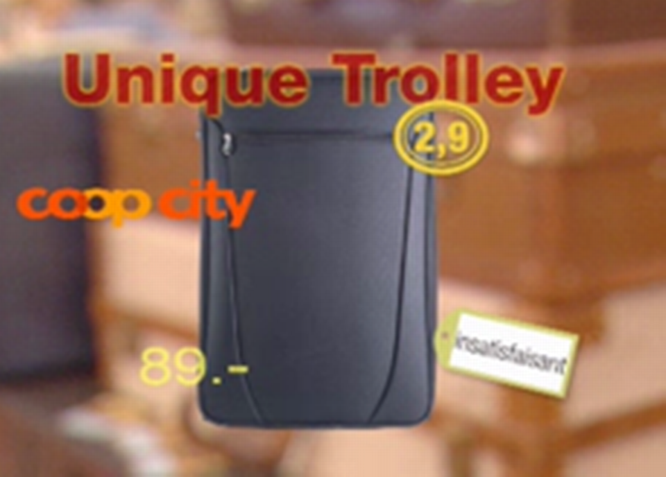 Unique Trolley