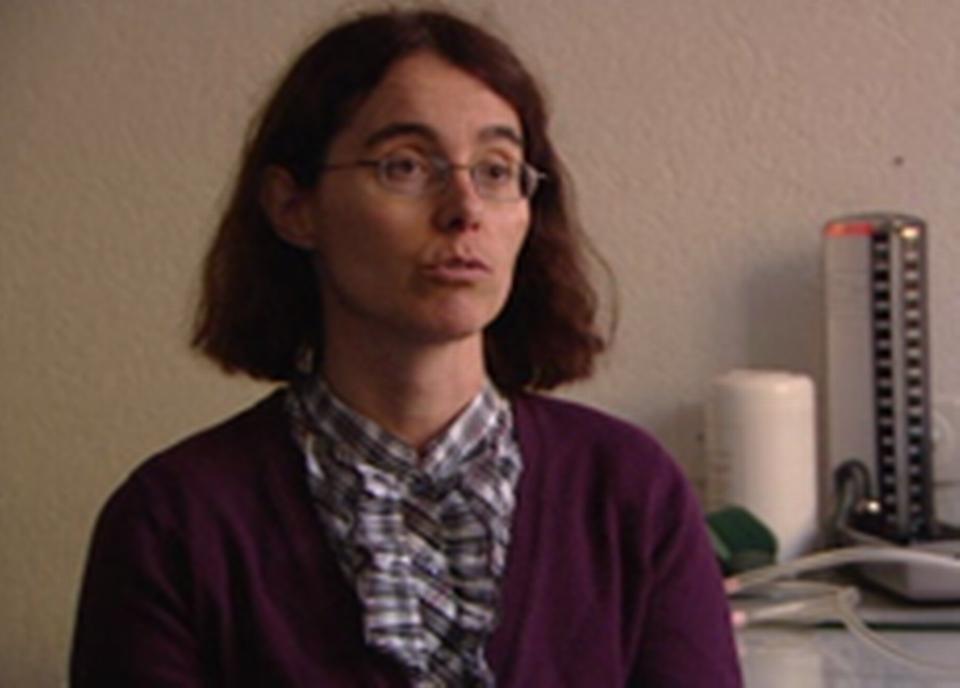 Murielle Bochud, médecin, professeur au Chuv