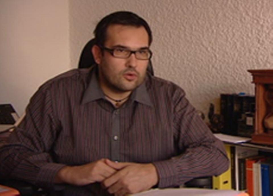 Sébastien Fanti, avocat