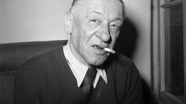 Blaise Cendrars en 1961. [AFP]
