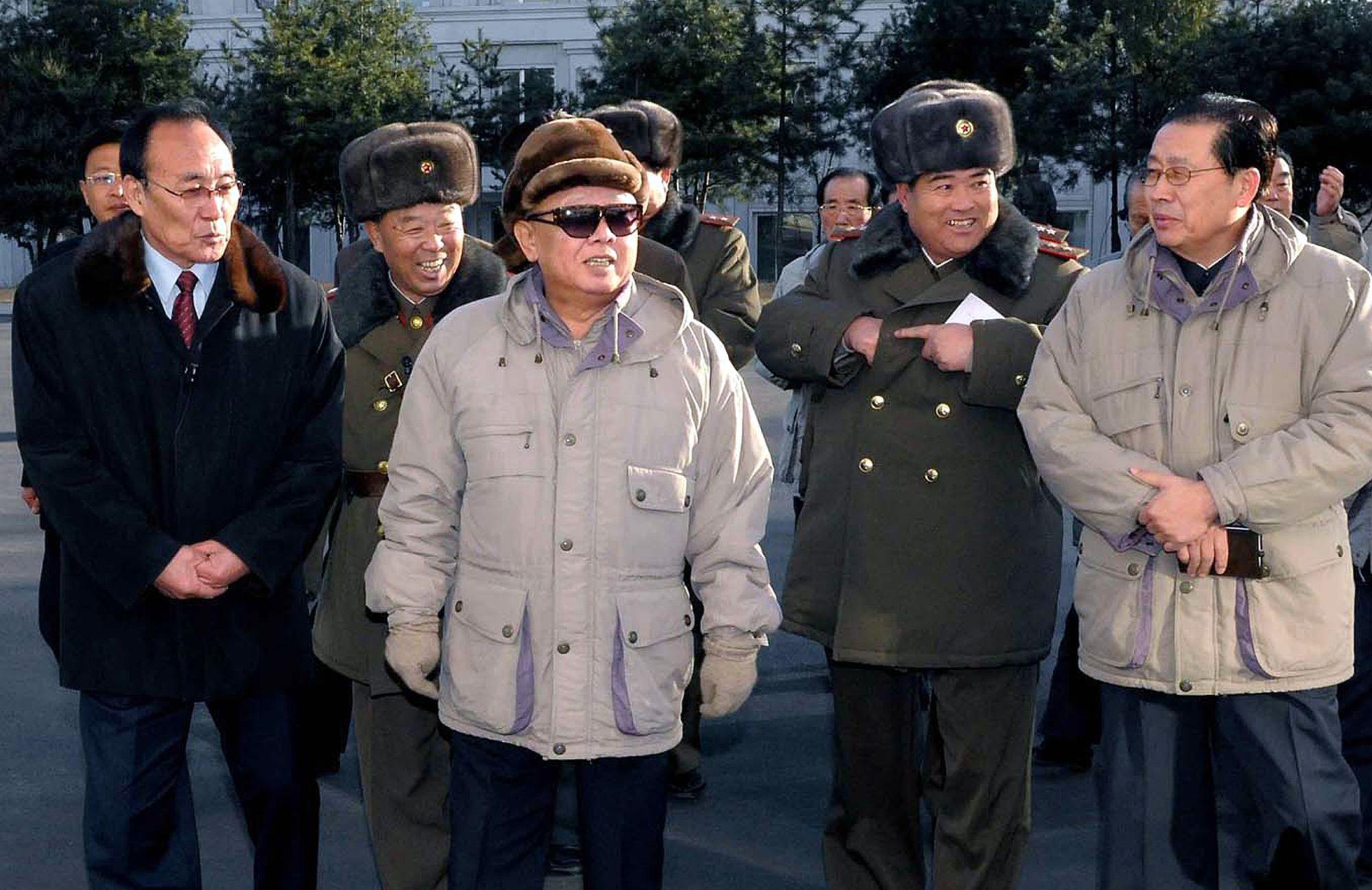 Rencontre avec homme coreen