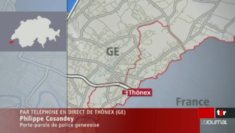 Braquage au bureau de change migros de th nex suisse - Bureau de change porte de clignancourt ...