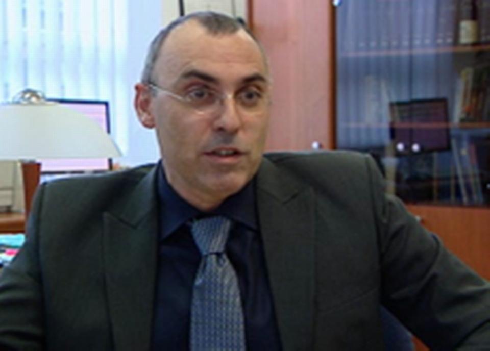 Patrick Edder, chimiste cantonal / Genève