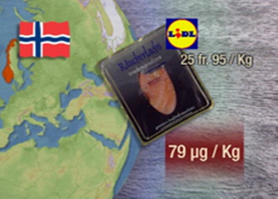 Lidl - Norvège