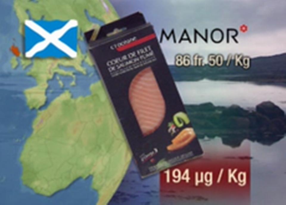 Manor - Ecosse