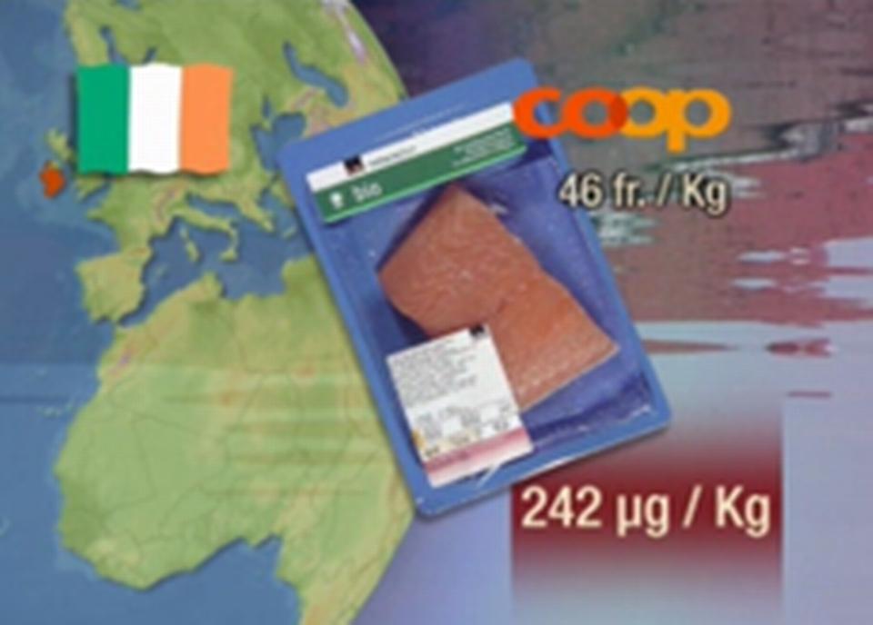 Coop - Irlande