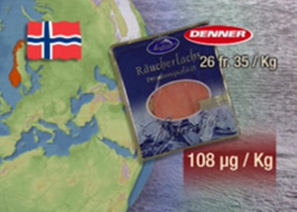 Denner - Norvège
